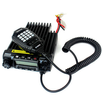 Retevis 9000D VHF 66-88MHz Mobile Car Ham Radio 200CH 50CTCSS 60W  8Group as