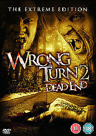 Wrong Turn 2: Dead End - Extreme Edition (Uncut) [2007] [DVD], Very Good DVD, Er