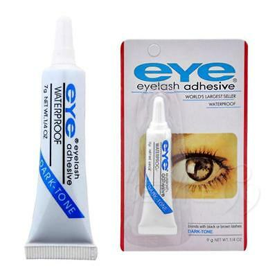Waterproof Eyelash Glue Strong Clear /Black EYE-DUO False Eye Lash Adhesive-UK