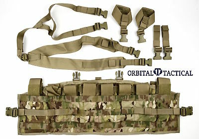 Tap Tactical Assault Panel Usgi Army Military Multicam Ocp Molle Ii Sf