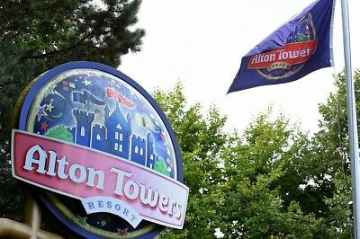 9 Sun Savers Codes to Get 2 Free Tickets to Alton Towers Resort Online Booking