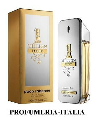 Profumo Uomo Paco Rabanne - One 1 Million Lucky - Eau De Toilette - Edt