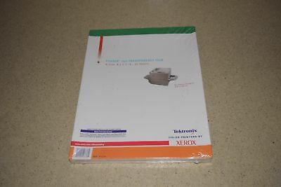 ^^ Tektronix Phaser 790 Transparency Film A-Size, 8.5X11, 50 Sheets - New (Cc)