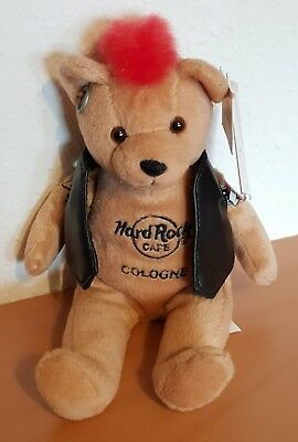 Hard Rock Cafe Cologne, Köln, Punk   Teddy Bear  HTB  Herrington