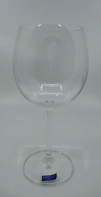 """Waterford Vintage Aromatic Wine Glass-Red 8 1/2"""" X 3 1/4""""- 0105A"""