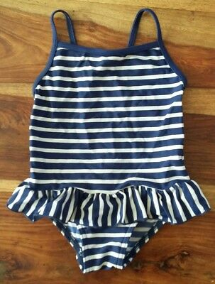 c90b6d0e6c Baby Girlsu0027 Swimsuit / Swimming Costume 12-18 Months (George At Asda)