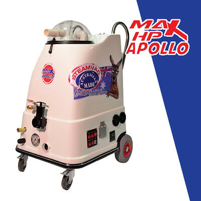 SteamVac Max HP Apollo 1600 carpet steam cleaning machines, 1600 psi