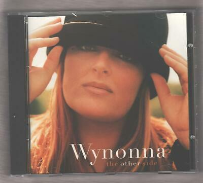 WYNONNA The Other Side CD Wynonna Judd 1997 Country Kenny Wayne Shepherd Naomi
