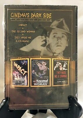 Impact / Second Woman / They Made Me A Criminal - DVD - Multiple Formats NEW A7