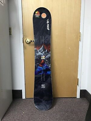 Brand New 2018 Lib Tech Trs 157 Snowboard Worldwide Shipping Professional! 691a53275d2c