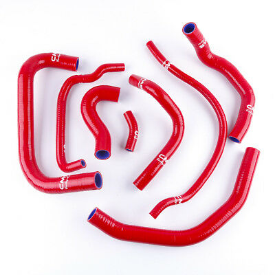 Red Silicone Radiator Hose Kit for 1998 1999 Honda CBR 900 919 RR Fireblade SC33