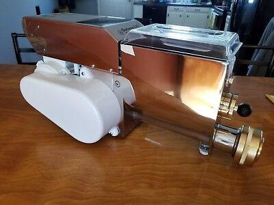 Brand New!! Lillo Due Electric Pasta Machine Extruder Made in Italy by Bottene.