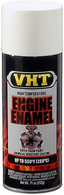 VHT SP129 Engine Paint Gloss White Can High Temp Motor 550°F  Duplicolor