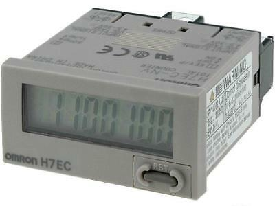 H7EC-NV-H Counter electronical Display LCD, with a backlit IP66 OMRON