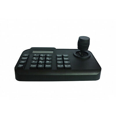 3D Joystick PTZ Camera Keyboard Controller RS485 PELCO-D/PELCO-P LCD Display