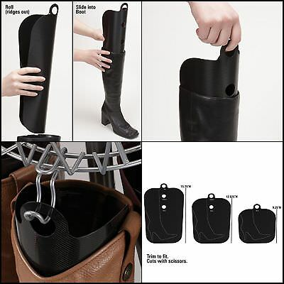 76bc2b36a Boot Shapers For Tall Cowboy Short Boots Women & Men Inserts Protect 2  PAIRS NEW