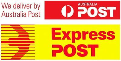 Australian Post Express Postage Exclusive for Bunbougu