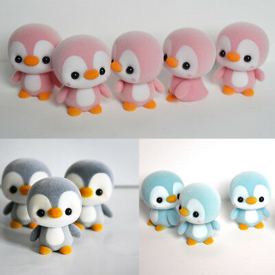 Cute Penguin Kids Girls Plush Toy Stuffed Animal Toy Doll Pillow