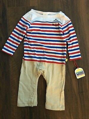 Harajuku Mini for target baby girl one piece outfit NWT 12 months