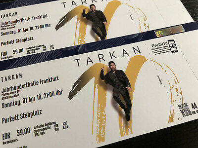 tarkan konzert tickets stuttgart expressversand. Black Bedroom Furniture Sets. Home Design Ideas