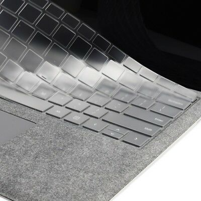 Ultra Thin Invisible Keyboard Cover for Microsoft Surface Book & Surface Laptop