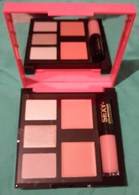 soap and glory glow all day gift set sexy mother pucker, eye shadow trio