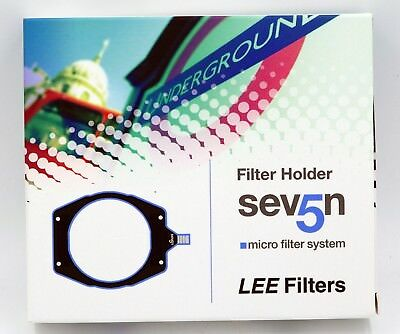 Lee 75mm Series Filter Holder w/pouch brand new in package FREE SHIPPING!!!