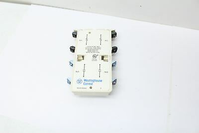 Westinghouse 9084A17G02 Control Auxiliary Contacts Type J Cat# J11 C9060903