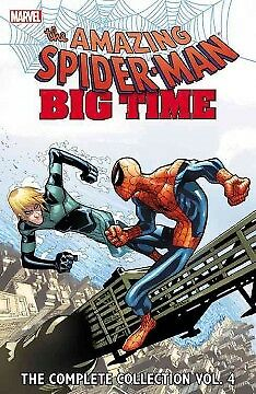 Spider-Man Big Time The Complete Collection 4 - NEW - 9780785192169 by Slott, Da