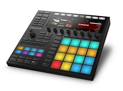 Native Instruments Groove Production System MASCHINE MK 3 from japan