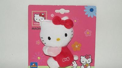 Jamini 21628 Hello Kitty Magnet Rot NEU