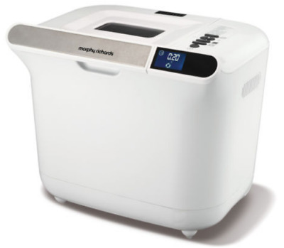 Morphy Richards 48326 Manual Breadmaker - White