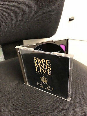 Simple Minds - Live in the City of Light  DoCD