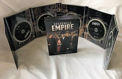Boardwalk Empire: The Complete Second Season (Like New) A7