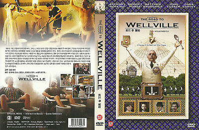 The Road To Wellville - Alan Parker, 1994 / NEW