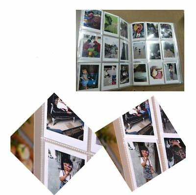 144 Pockets Matte Photo Album FujiFilm Instax Mini Polaroid Fuji Film Camera