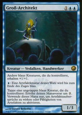 Groß-Architekt / Grand Architect | NM | SoM | GER | Magic MTG
