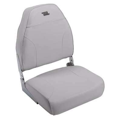 Wise Mid Back Boat Seat  Wise Gray