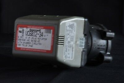 Honeywell VC6012-34 actuator power head with diverter valve body