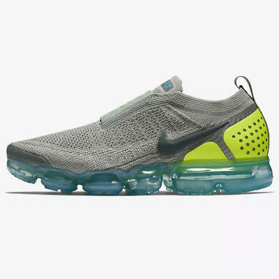 aa88319ccc323 NIKE AIR VAPORMAX Flyknit Moc 2 AH7006-300 Unisex Sizes US 7 ~ 15 ...