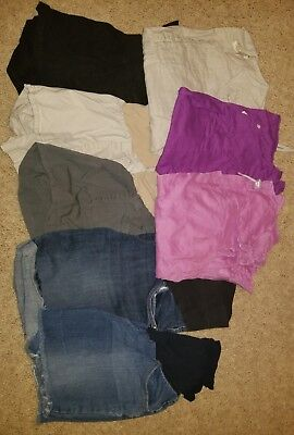 Womens Maternity Mixed Clothing Lot S/M/L