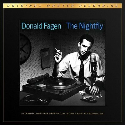 MFSL 2-LPs UD1S-2-003: Donald Fagen - The Nightfly - 2017 SEALED #d Ltd Ed 45rpm