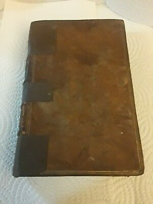 Rare Books from 1600's Old Conferences from John Cassian 1663 Rare and Original