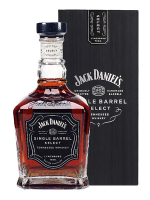 Jack Daniel's Single Barrel Select Tennessee Whiskey 700ml(Boxed)