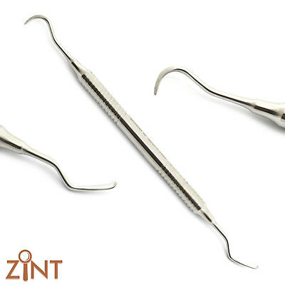 Dental Anterior Sickle/Hoe Scaler Supra And Subgingival Calculus Removal Tool CE