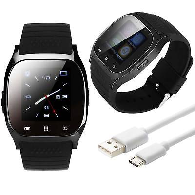 2018 M26 Bluetooth Montre Intelligente Connectée Sport alarme Pour Samsung IOS