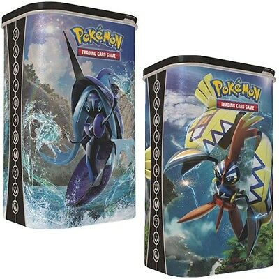 Pokemon Sonne und Mond Top Trainer Deck Tin Kapu Riki Kapu Kime