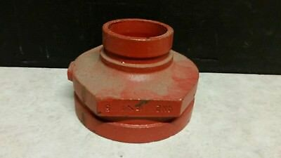 *NEW* Victaulic No. 50 Concentric Pipe Reducer  4 x 2  NS3