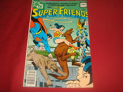 THE SUPER FRIENDS #19 DC Comics 1978 VF/NM