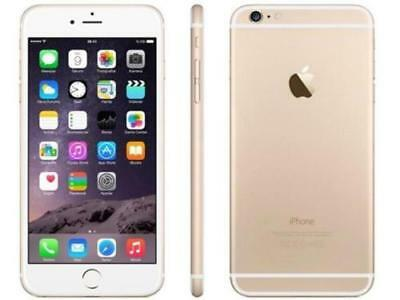 Apple iPhone 6s Plus - 64GB - Gold (Unlocked) A1687 (GSM) (MKUV2LL/A)